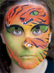 Trucco face painting