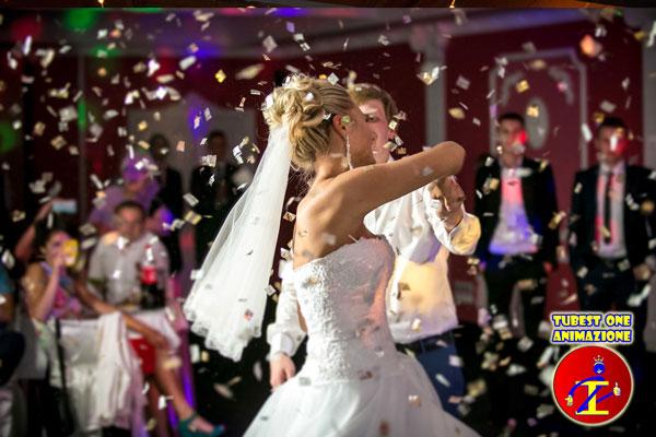 animazione per matrimoni a Roma