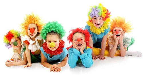 animazione per Carnevale bambini