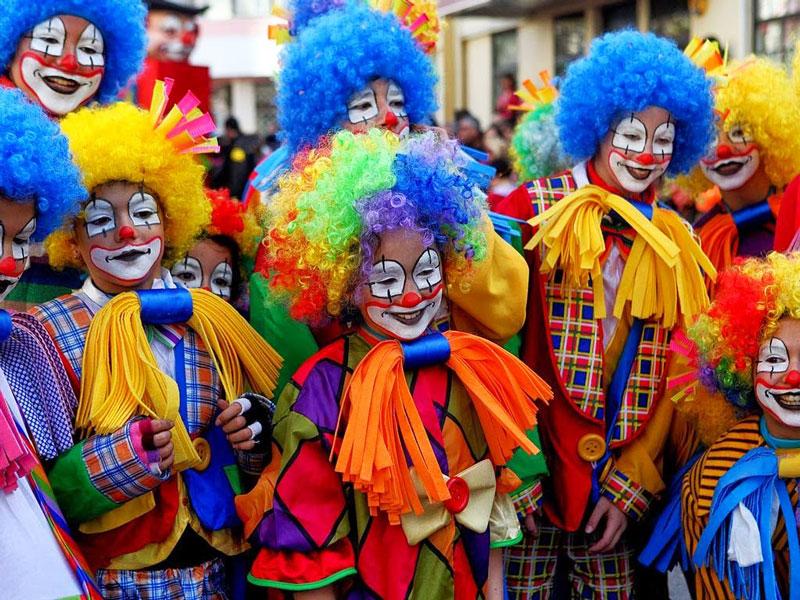 Animazione per carnevale a Roma per bambini