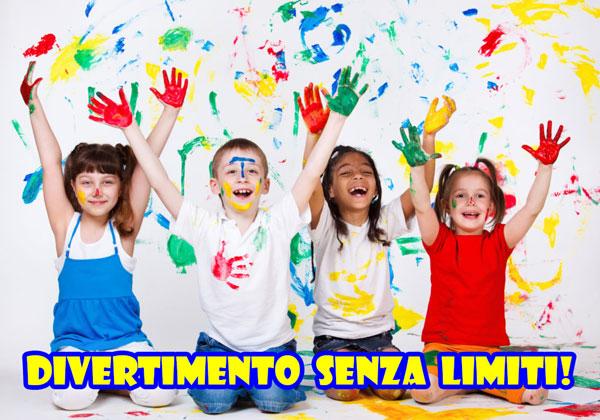Animazion bambini di 5-6 anni a Roma