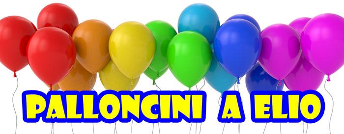Palloncini a elio da €0,80