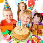 Animazione feste bambini momento torta