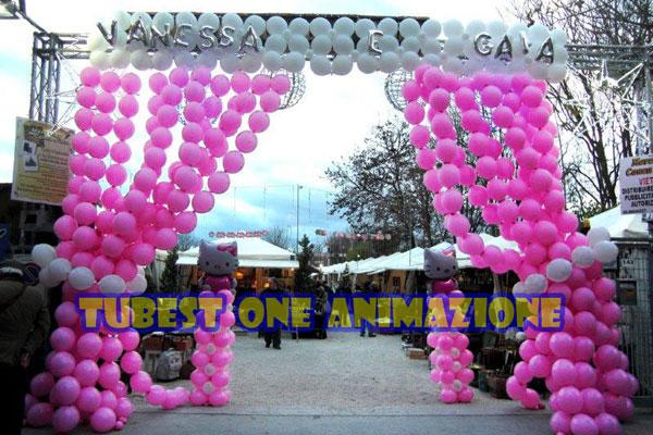 Molto Decorazioni Palloncini per Feste, Eventi - Tubest One Animazione WQ74