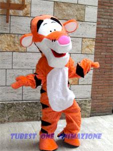 mascotte tigro