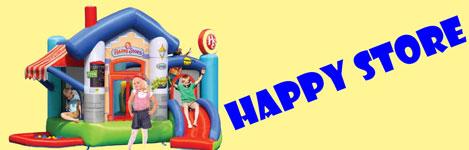GONFIABILE HAPPY STORE