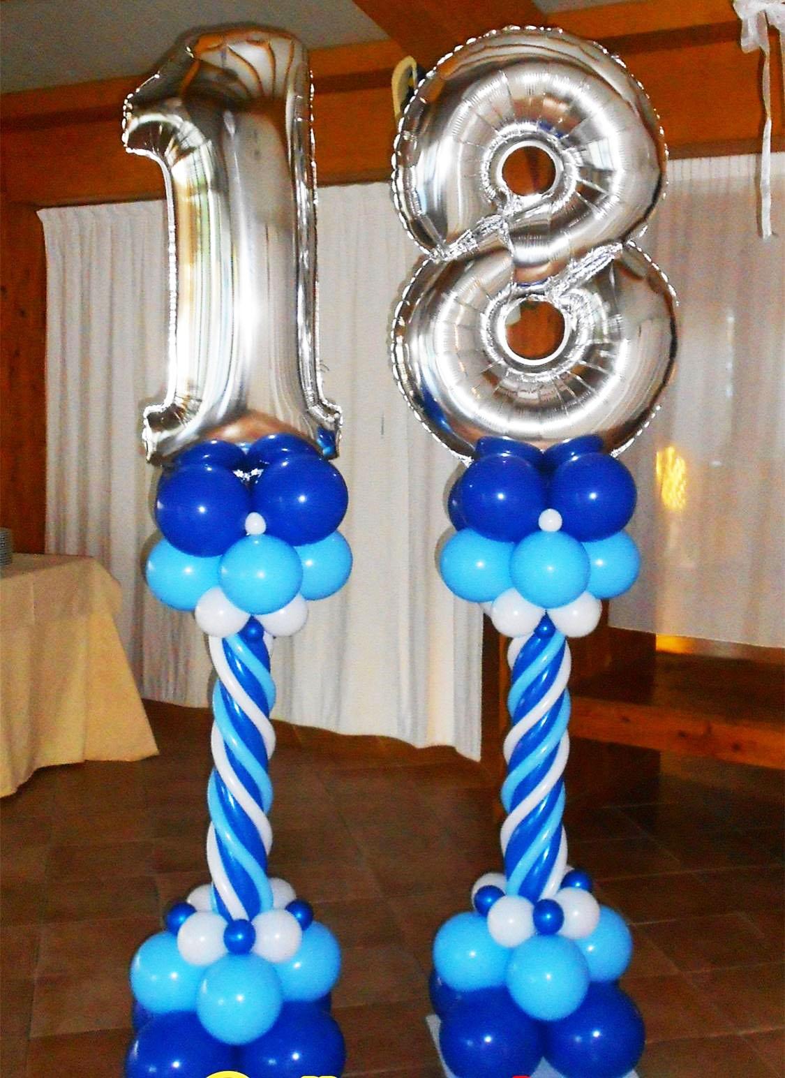 18 di palloncini