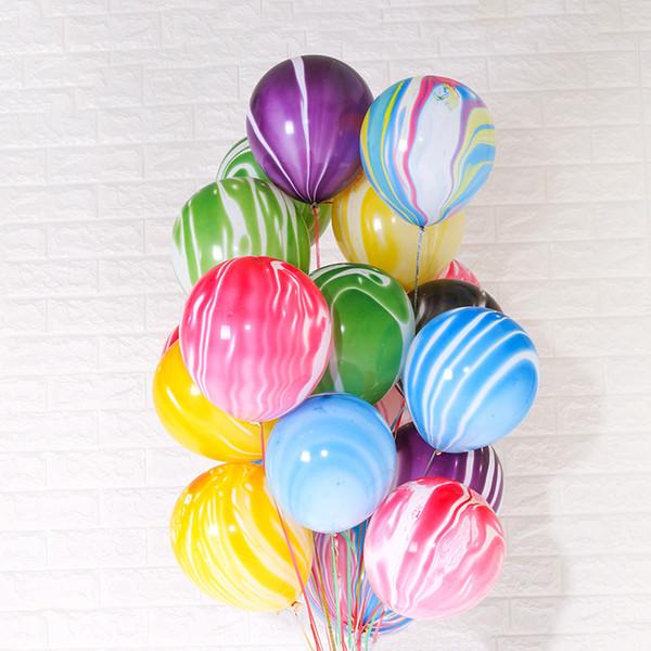 Palloncini a elio 12 pollici stampati
