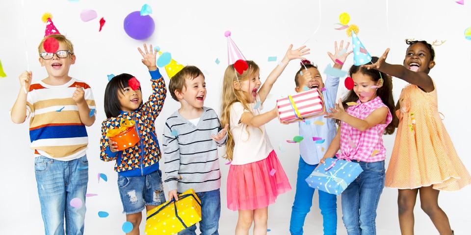 Animazione per compleanni bambini 5-6 anni
